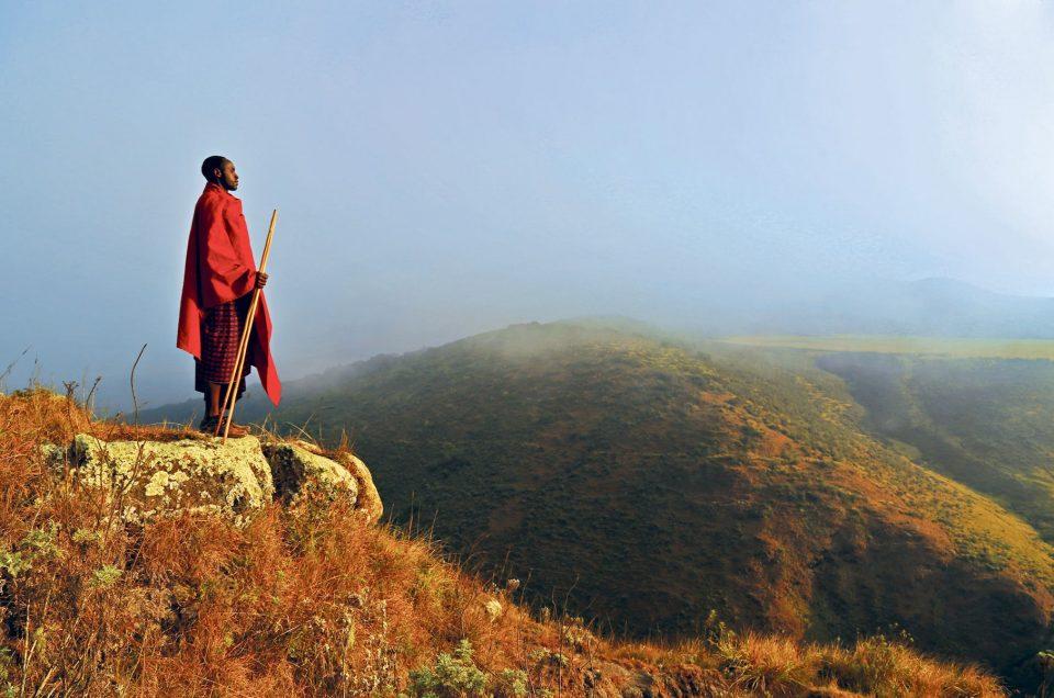 Tanzania: Animal magic on the mountain of god
